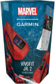drastiriografos garmin vivofit jr 2 tracker marvel spider man kokkinos extra photo 3