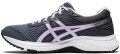 papoytsi asics gel contend 6 anthraki lila extra photo 2