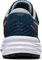 papoytsi asics patriot 12 ps petrol portokali extra photo 4