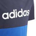 mployza adidas performance linear colorblock tee mple skoyro mple 122 cm extra photo 2