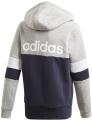 zaketa adidas performance full zip hoodie gkri mple skoyro extra photo 1