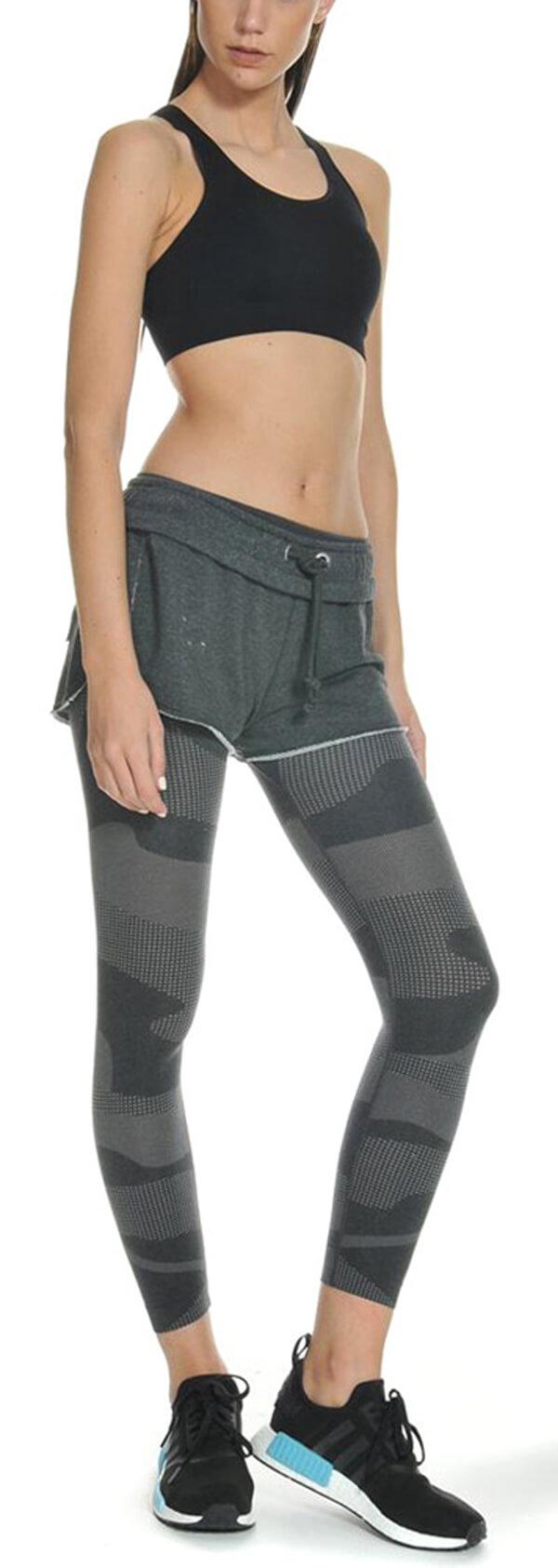 14ffcb1ccbb4 Κολαν Bodytalk Seamless Leggings Γκρι Array (l) - Sportswear-γυναικα ...