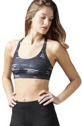 mpoystaki reebok sport workout ready printed tri back bra gkri photo