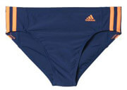 magio adidas performance 3 stripes youth trunk mple portokali photo