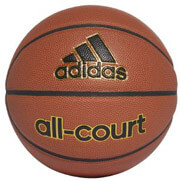 mpala adidas performance all court basketball portokali 5 photo