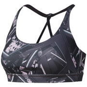 mpoystaki reebok sport workout triangle back allover print bra staxti s photo