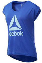 mployza reebok sport workout ready supremium 20 big logo tee mple s photo