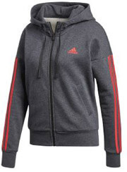 zaketa adidas performance essentials 3 stripes hoodie gkri skoyro s photo