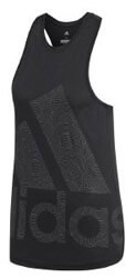 fanelaki adidas performance logo tank top mayro l photo
