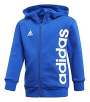 zaketa adidas performance little kids fz hoodie mple roya 140 cm photo