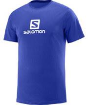 mployza salomon logo ss tee mple roya l photo