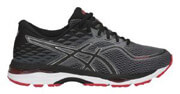 papoytsi asics gel cumulus 19 anthraki kokkino usa 115 eu 46 photo