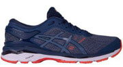 papoytsi asics gel kayano 24 mple portokali usa 95 eu 435 photo