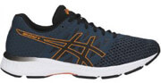 papoytsi asics gel exalt 4 mple portokali usa 95 eu 435 photo