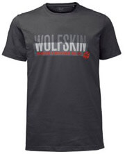 mployza jack wolfskin slogan tee anthraki l photo
