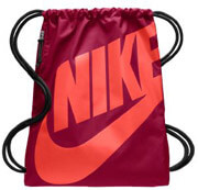 sakidio nike heritage gym sack kokkino korali photo