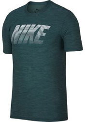 mployza nike breathe training top prasini photo