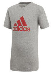 mployza adidas performance essentials logo tee gkri 140 cm photo