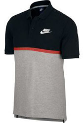 mployza nike sportswear polo shirt mayri gkri l photo