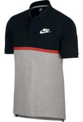 mployza nike sportswear polo shirt mayri gkri xxl photo