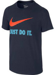 mployza nike just do it swoosh training t shirt mple skoyro l photo