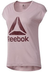 mployza reebok sport workout ready supremium 20 tee lila s photo