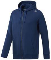 zaketa reebok sport elements fleece full zip hoodie mple xxl photo