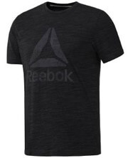 mployza reebok sport elements marble melange tee mayri l photo
