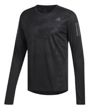 mployza adidas performance response long sleeve tee mayri photo