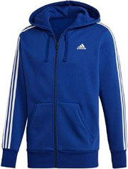 zaketa adidas performance essentials 3s fz hooded track top mple m photo