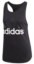 fanelaki adidas performance essentials linear loose tank top mayro m photo