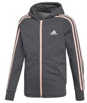 zaketa adidas performance yg 3s fz hooded track top gkri 164 cm photo