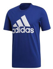 mployza adidas performance essentials linear tee mple s photo