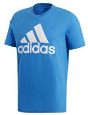 mployza adidas performance essentials linear tee mple anoikto l photo