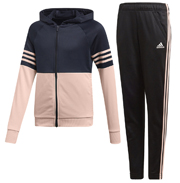 forma adidas performance hooded track suit mayri roz 128 cm photo