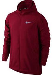 zaketa nike essential running hooded jacket kokkini xl photo