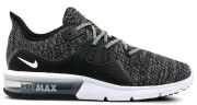 papoytsi nike air max sequent 3 mayro gkri usa 95 eu 43 photo