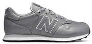 papoytsi new balance 500 asimi metalliko usa 85 eu 40 photo