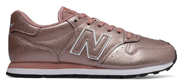 papoytsi new balance 500 roz metalliko usa 75 eu 38 photo