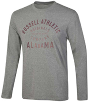 mployza russell athletic ls crewneck graphic gkri m photo