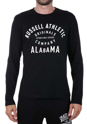 mployza russell athletic ls crewneck graphic mayri xl photo