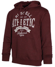foyter russell athletic pull over hoody graphic byssini photo