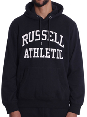 foyter russell athletic pull over hoody tackle twill mple skoyro l photo