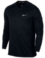 mployza nike dry miler long sleeve running top mayri s photo
