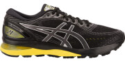 papoytsi asics gel nimbus 21 mayro usa 85 eu 42 photo