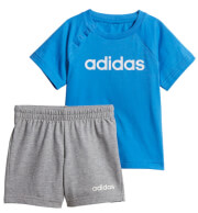 set adidas performance linear summer set mple gkri photo