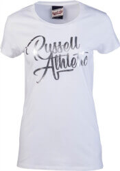 mployza russell athletic s s script crew neck tee leyki s photo