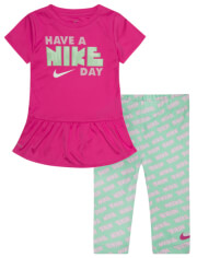 set mployza kolan nike tunic capri set foyxia prasino 12 minon 74 80 cm photo