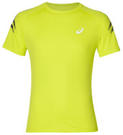 mployza asics silver icon t shirt kitrini photo