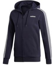 zaketa adidas sport inspired essentials 3 stripes fleece hoodie mple skoyro photo